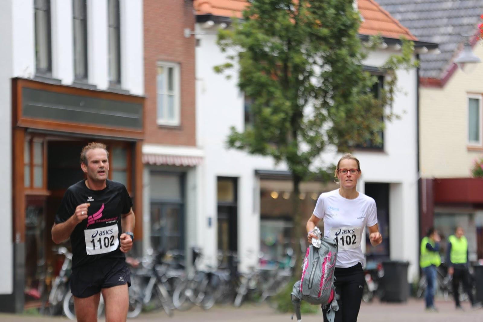 Hardlopen in de Nederlandse- en Duitse grensstreek: september 2015