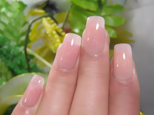 Natural Chemical Free Nail Polish