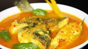 Resep Masakan ikan bumbu kuning