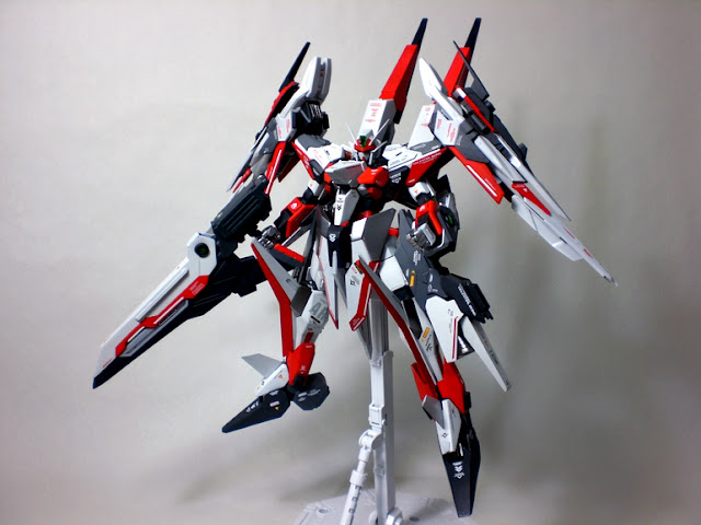 gundam arios custom build