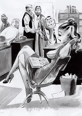 Jack Cole art