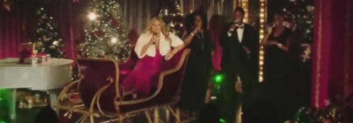 Mariah carey sleigh