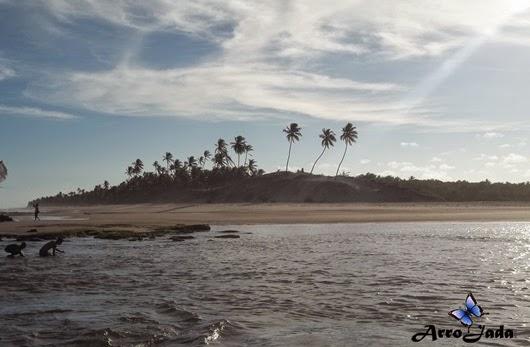 Praia do Conde Bahia