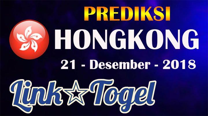 Prediksi Togel Hongkong 21 Desember 2018 JITU HK