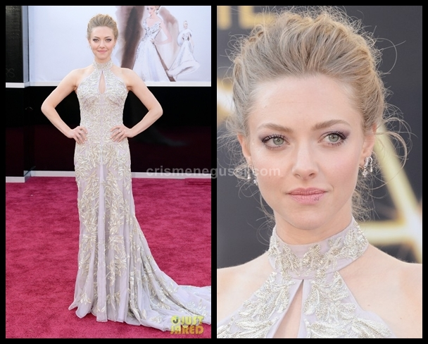 look das atrizes no Oscar 2013