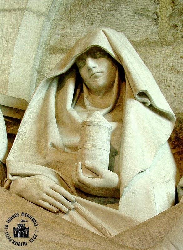 TONNERRE (89) - Mise au tombeau (1454)