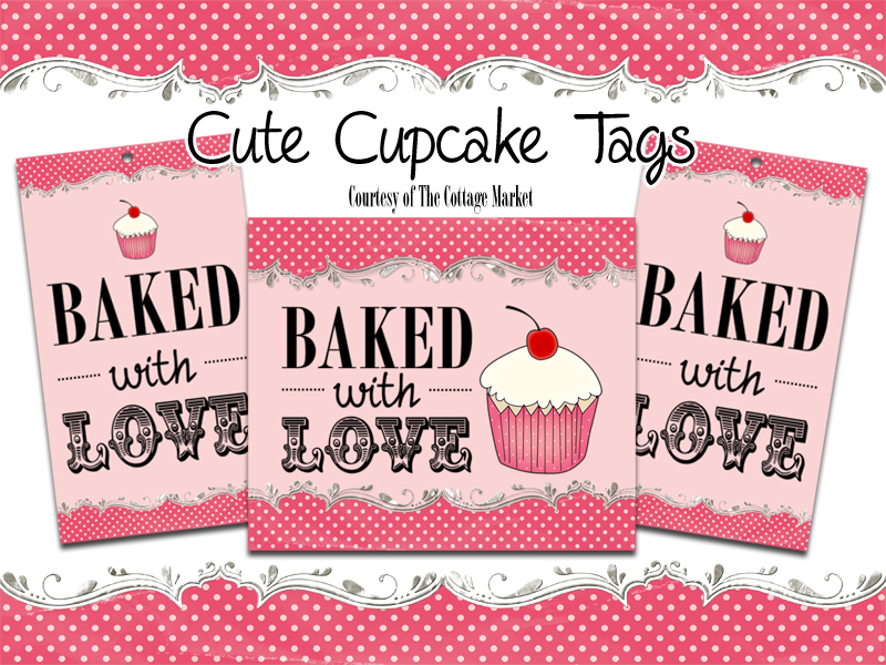 Holiday labels tags free printables and more the for Homemade baked goods for christmas gifts