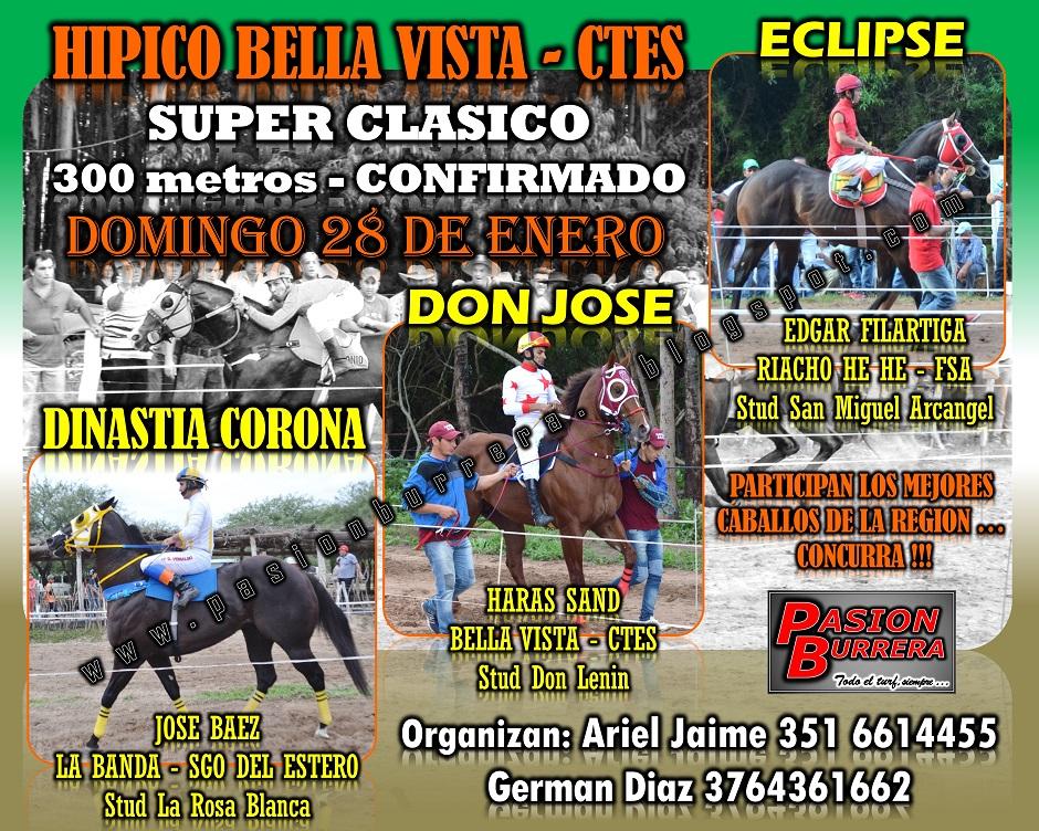 BELLA VISTA 28 - 300 - CLASICO