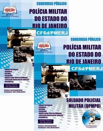 Apostila PM RJ Curso de Formação de Soldados 2014