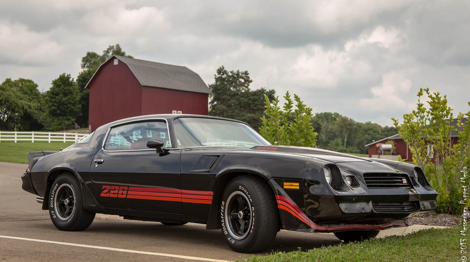 1981 Chevrolet Camaro Z-28