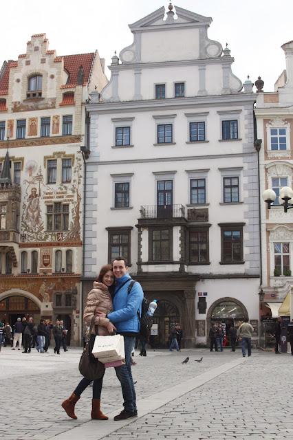 Староместская площадь (Staroměstské náměstí), Прага, Чехия. Prague, Czech republic