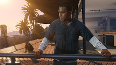 Grand Theft Auto V - The Fast Life Screenshots