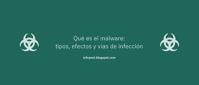 Qué es el malware: tipos, efectos y vías de infección