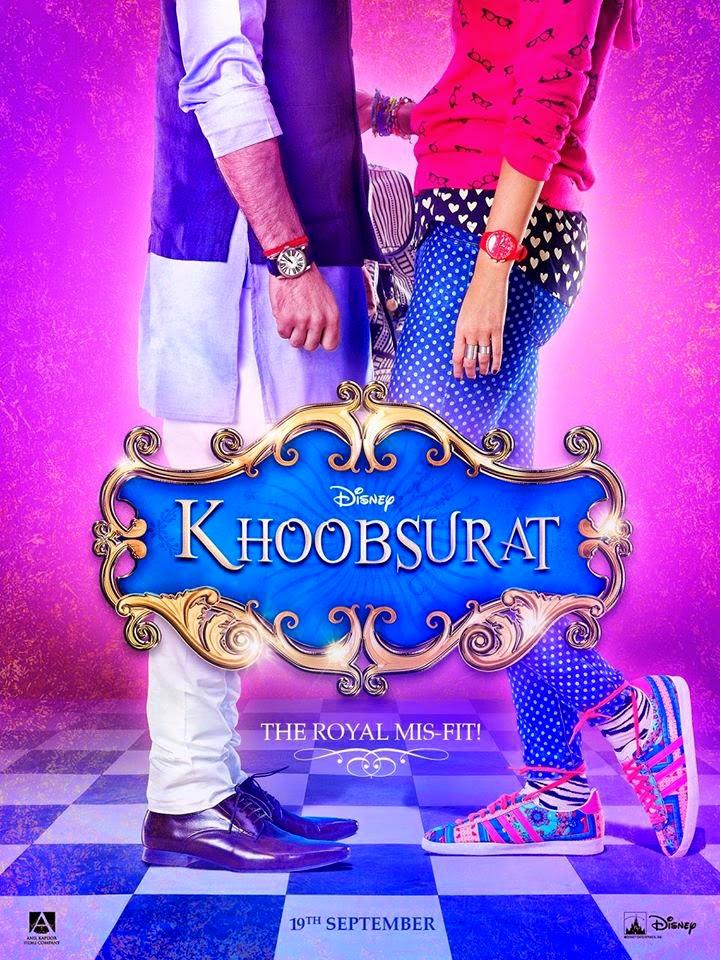 Khoobsurat Teaser Poster 2 Out Finally Fawad Khans Entry Watch
