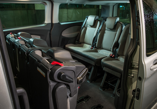 2015 Ford Tourneo Interior