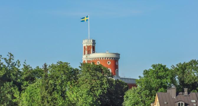 fähre nach Djurgården