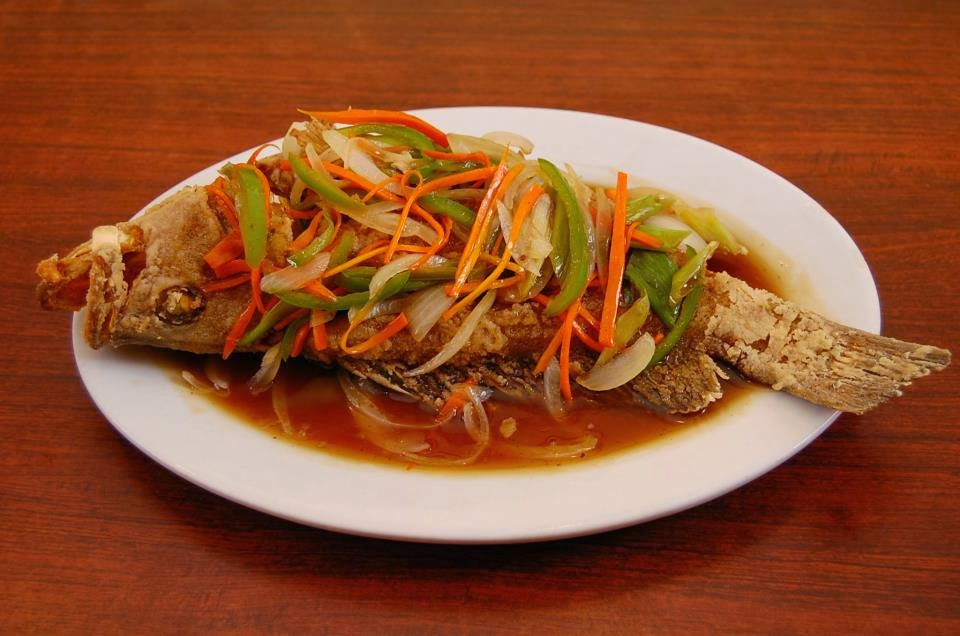 Luyong's Sweet and Sour Lapu-Lapu