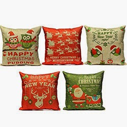 Christmas Pillow Case New Year Gift