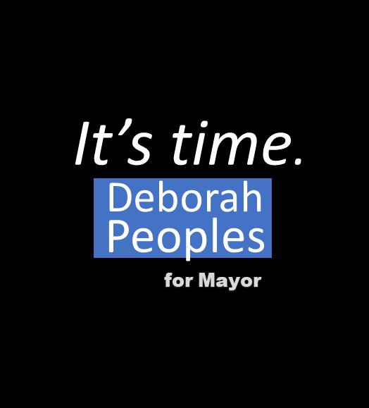Deborah Peoples for Mayor of Ft Worth