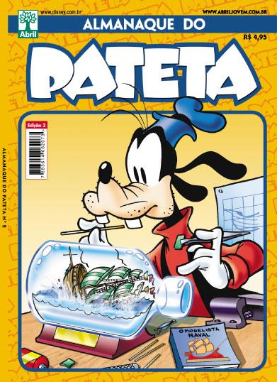 Almanaque do Pateta #02 [Novembro/2011] 1+-+AlmPateta2