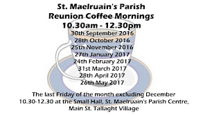 St Maelruains Parish Coffee Mornings