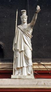 Minerva Statue