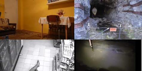 Video penampakan hatu