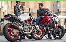 Ducati ofrecerá limitar la nueva Monster 821 para carné A2.