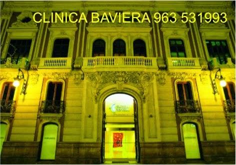 CLINICA BAVIERA. VALENCIA.