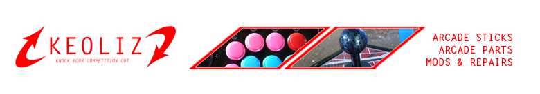 Keoliz Arcade Sticks