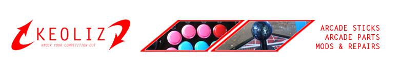 Keoliz Arcade Sticks