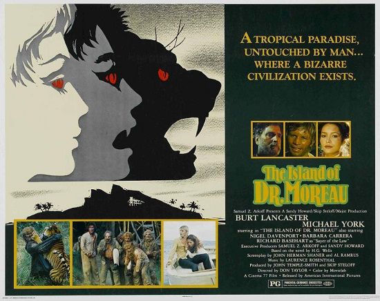 """The Island of Dr. Moreau"" (1996)"