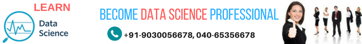 Data science Software Course Training in Ameerpet Hyderabad