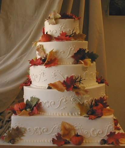 Pumpkin Themed Fall Wedding ~ Wedding Ideas and Collections