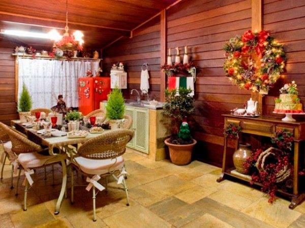 ideas para decorar la cocina en navidad decoracion en el hogar
