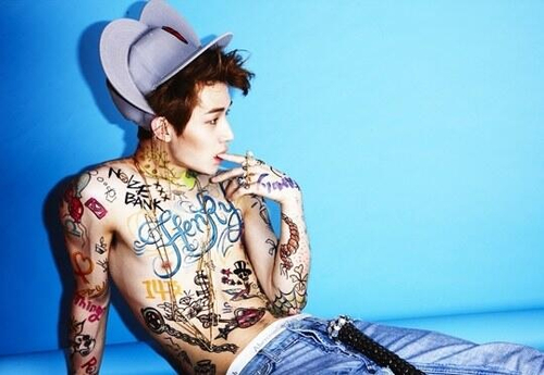 henry lau solo teaser #4 130529