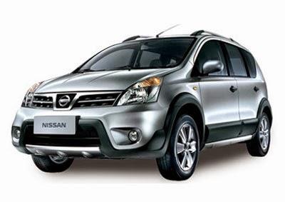 Rental Mobil Bandung Nissan Livina