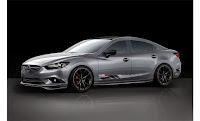 2015 Mazda Mazda6 Fully Optimized Car Design