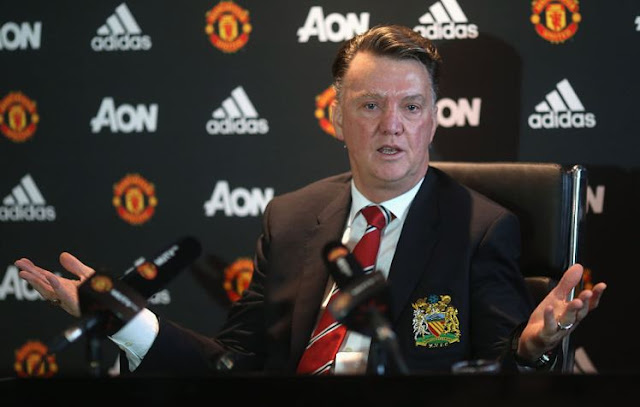 Not what LVG will want to see… (Picture: Getty)