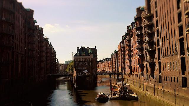 Visitare la Speicherstadt di Amburgo