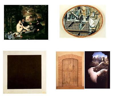 Examen de Arte Contemporáneo