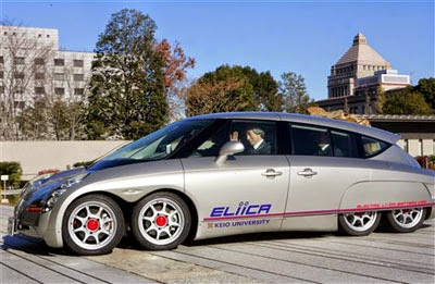 foto mobil keren di dunia