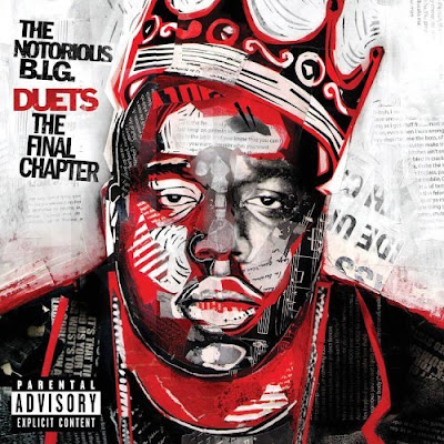 2005: Duets: The Final Chapter - big notorious wallpaper - album cover hiphop