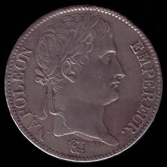 Moneda de 5 francos