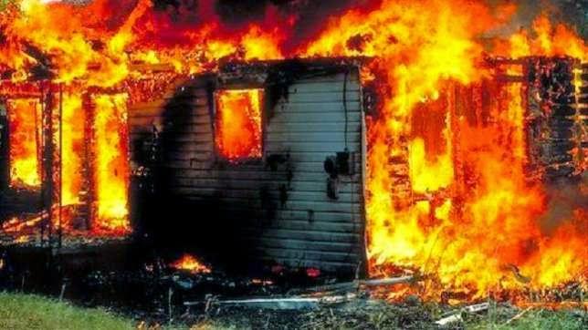 Fire Razes Down 118 Shops In Jos