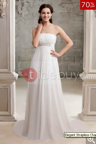 Blog culore tidebuy plus size wedding dresses for a for Tidy buy wedding dresses