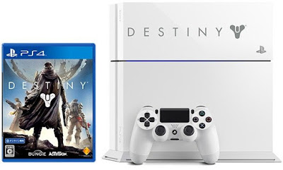 PaquetePlay Station 4 Destiny