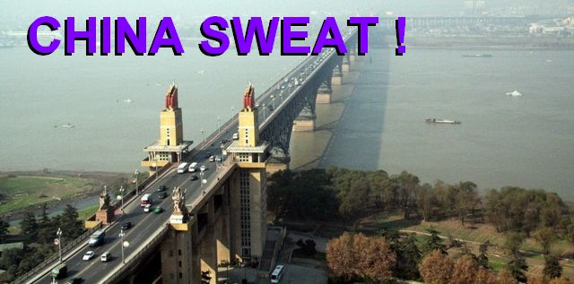 China Sweat!