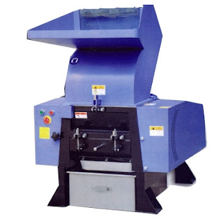 Mesin crusher Plastik