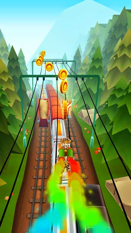 Subway Surfers v1.23 modfied